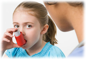 asthma medication adverse effects